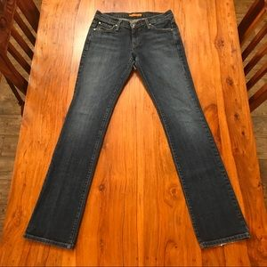 """James Cured by Seun """"Tom"""" Straight Leg Size 26"""